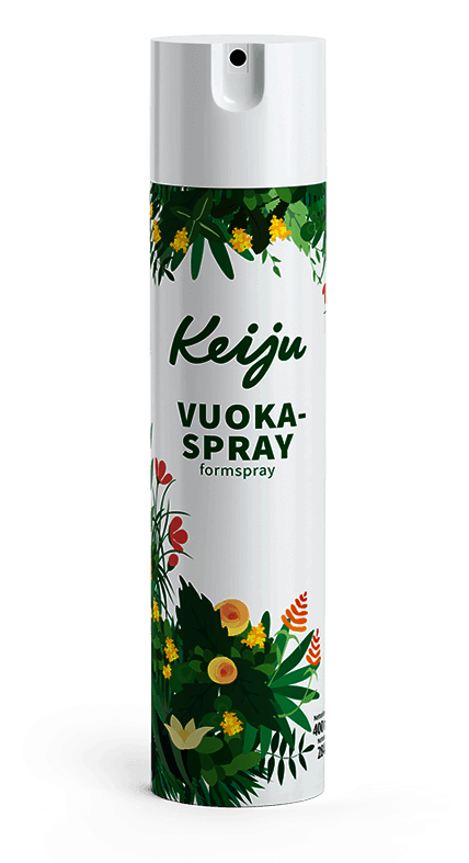 Keiju vuokaspray 400 ml