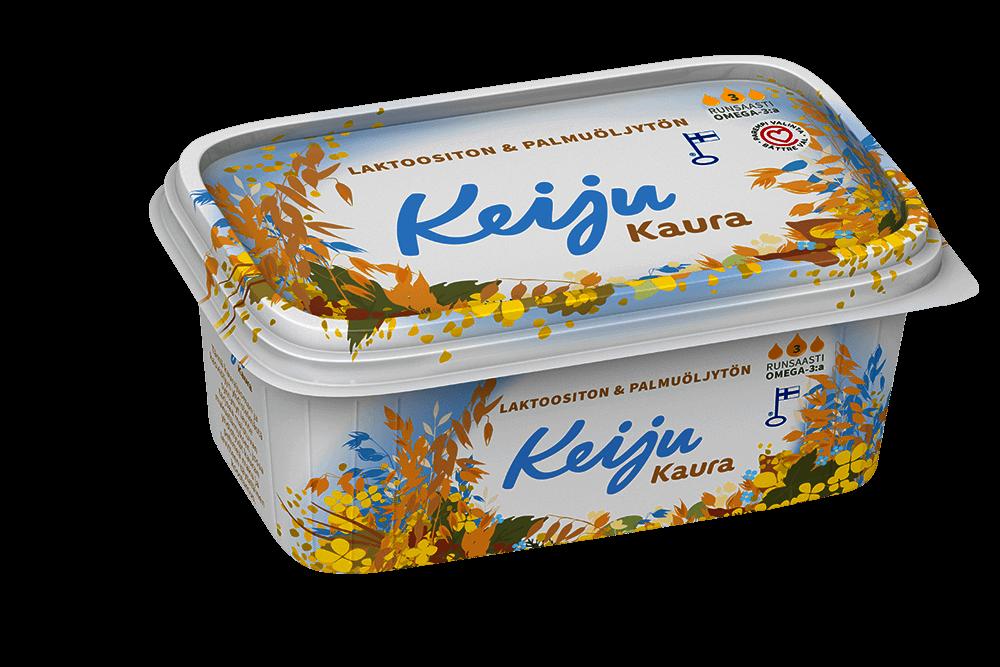 Keiju Kaura rypsiöljymargariini 60